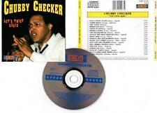 """CHUBBY CHECKER """"Let's Twist Again"""" (CD) 1993"""