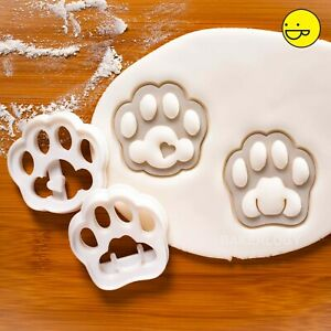 Set-of-2-Kitty-Paw-cookie-cutters-cat-footprint-purrfect-feline-birthday-treat