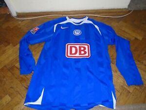 100% authentic a157d 4005b Details about TA Shirt / Jersey Trikot Hertha BSC Berlin Nike 2007 2008 07  08