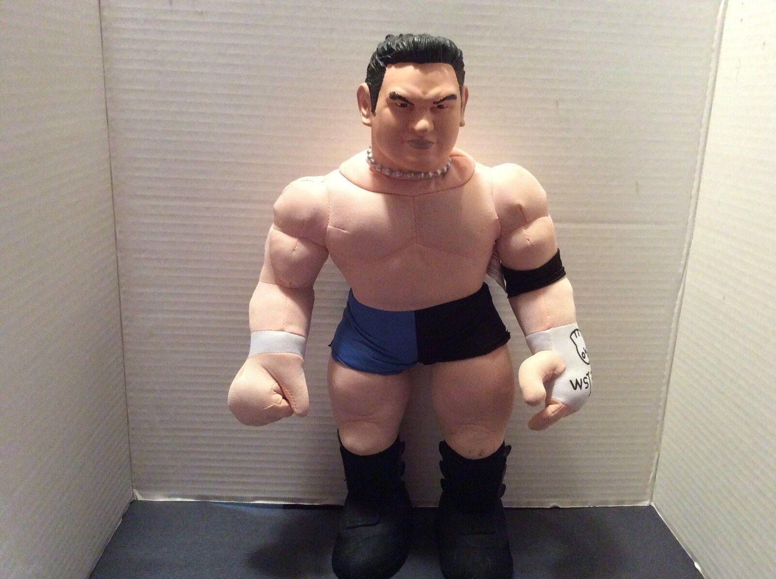 Toy Biz Bashin Brawlers Series I - Samoa Joe