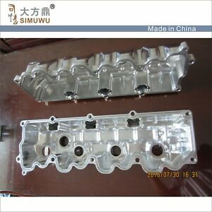 Custom Aluminium Engine Cylinder Block cnc machining rapid prototyping services
