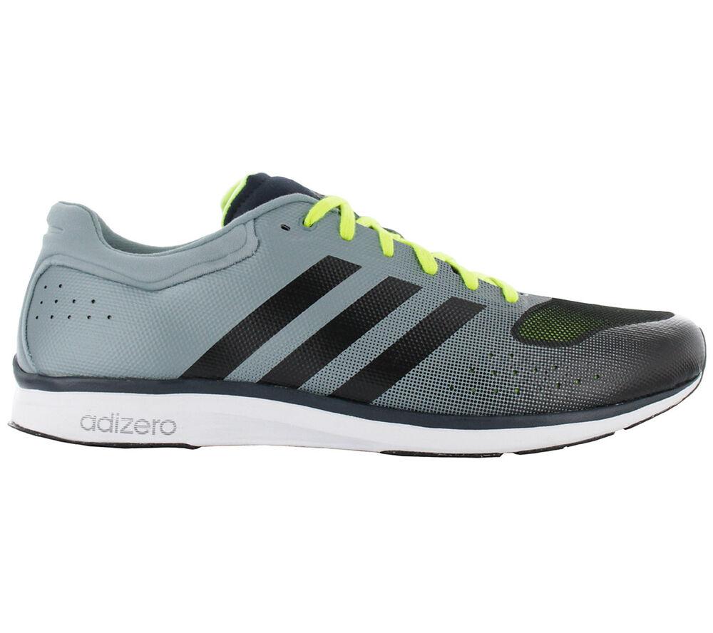 Adidas Adizero F50 RNR chaussures de course pour homme gris entraînement b22909