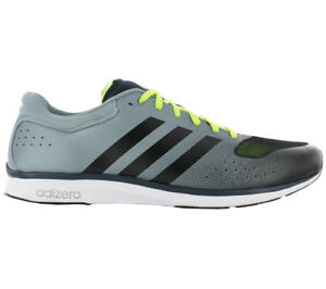 premium selection b5cd4 0bca2 Details zu adidas Adizero F50 RNR Schuhe Herren Laufschuhe Grau Running  Training B22909 NEU