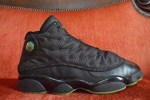 low priced 057ac 2c118 Image is loading Nike-Air-Jordan-13-Retro-XIII-Altitude-2010-