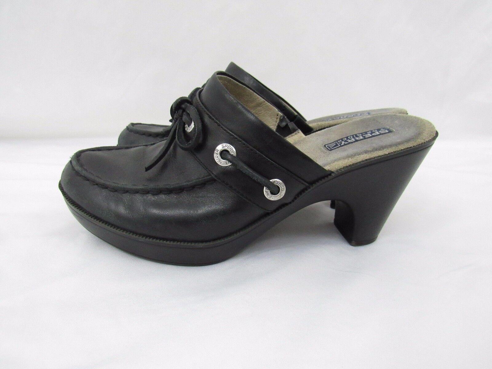 Les Fiemmard Sider Talons Haut De Chaussures Sperry rqnrYU4S