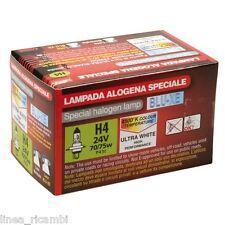 98282  24V Lampada alogena Blu-Xe - H4 - 70/75W - P43t - 1 pz - Scatola