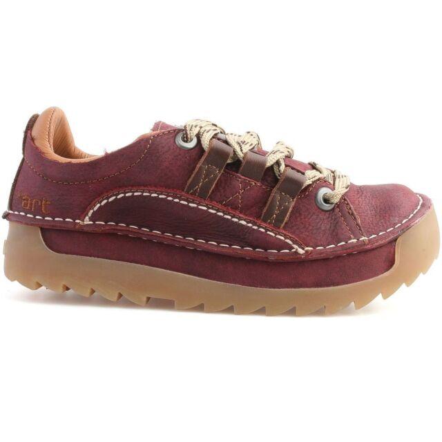 The Art Company 0590 Skyline Shoe Overland Rubi, Chunky leather lace up shoe