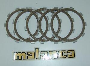 Clutch 5 Discs Clutch Malanca Ob One 125 Twin Cylinder
