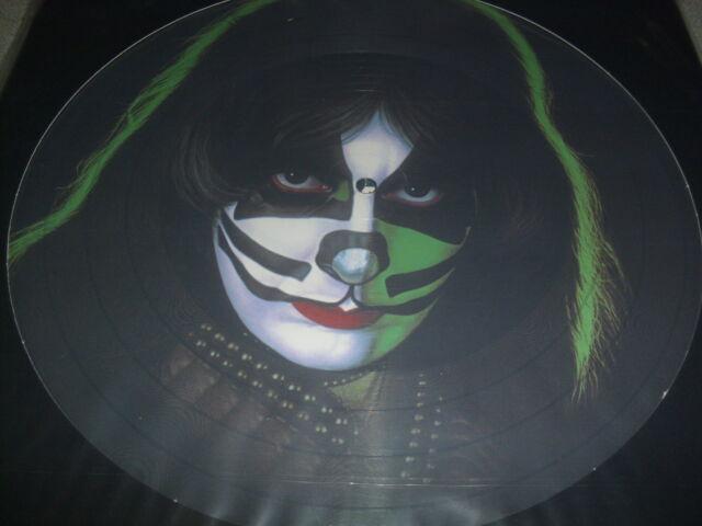 Kiss - Peter Criss - LP Picture Vinyl