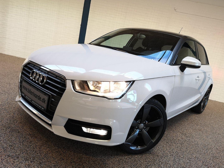 Audi A1 1,4 TFSi 125 Design SB 5d - 214.214 kr.
