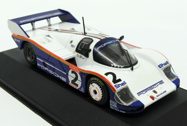 CMR 1/43 Scale SBC003 - Porsche 956K Winner 1000Km Silverstone 1983