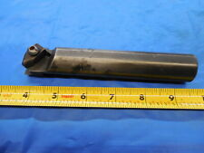1 Shank Dia 6 Oal Indexable Boring Bar 10 Threading Grooving