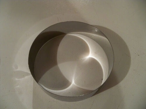 Fat Daddio/'s 18 gauge stainless steel Round Cake Rings various sizes