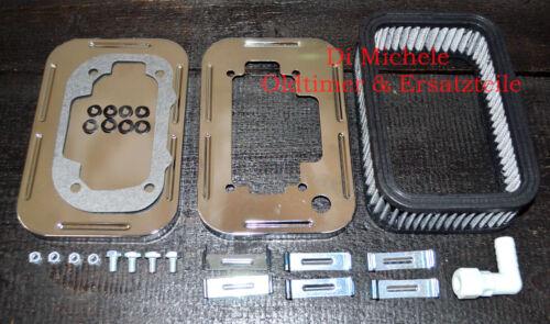 Luftfilter DGV, DGAV, DGEV Weber Vergaser, Höhe 47mm, 1-4 Stück,  Air Filter