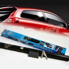 300 Cm X 50 Cm Ultra Negro Oscuro Parabrisas Solar Ventana película coche van Diy Accesorio