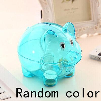FD1411 DIY Money Coin Saving Box Store Milk Box Style Money Piggy Bank Random X1