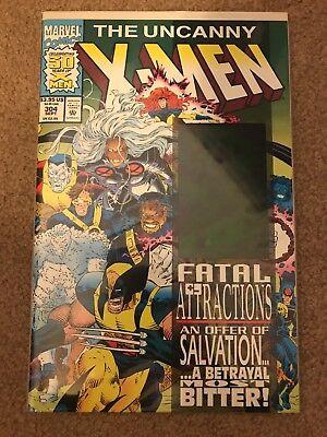 Uncanny X-Men  # 304 Marvel Comic  NM