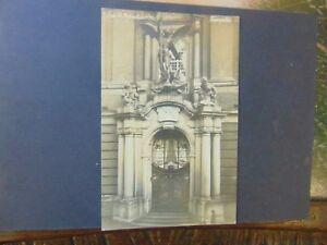 HAMBURG-AK-NEUE-ST-MICHAELIS-KIRCHE-ca-1915-FELDPOST-siehe-2x-BILD
