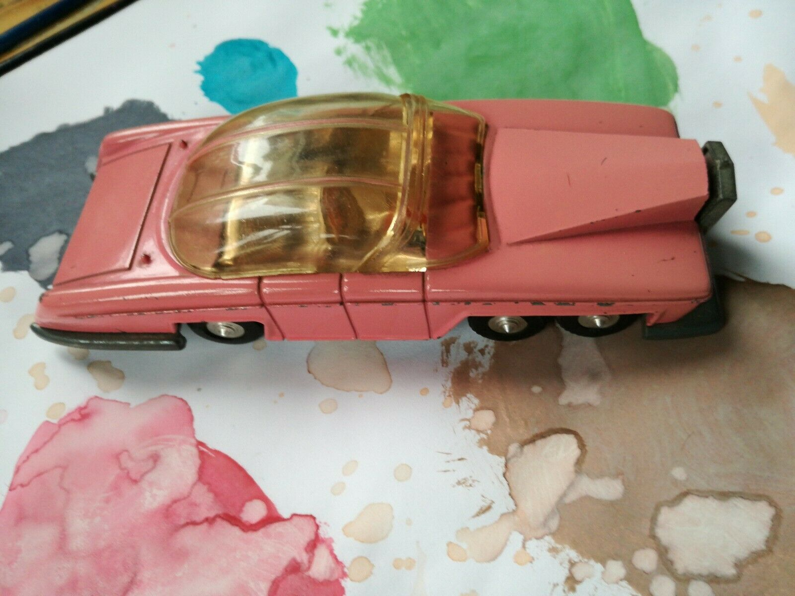DINKY TOYS  100 LADY PENELOPE'S FAB 1