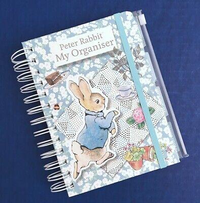 Addresses Planner Peter Rabbit Organiser Notes To Do List