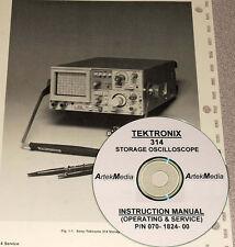 Repairing a sony tektronix 314 analog storage oscilloscope. Youtube.