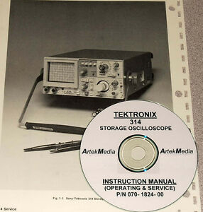 Tektronix 314 oscilloscope | ebay.