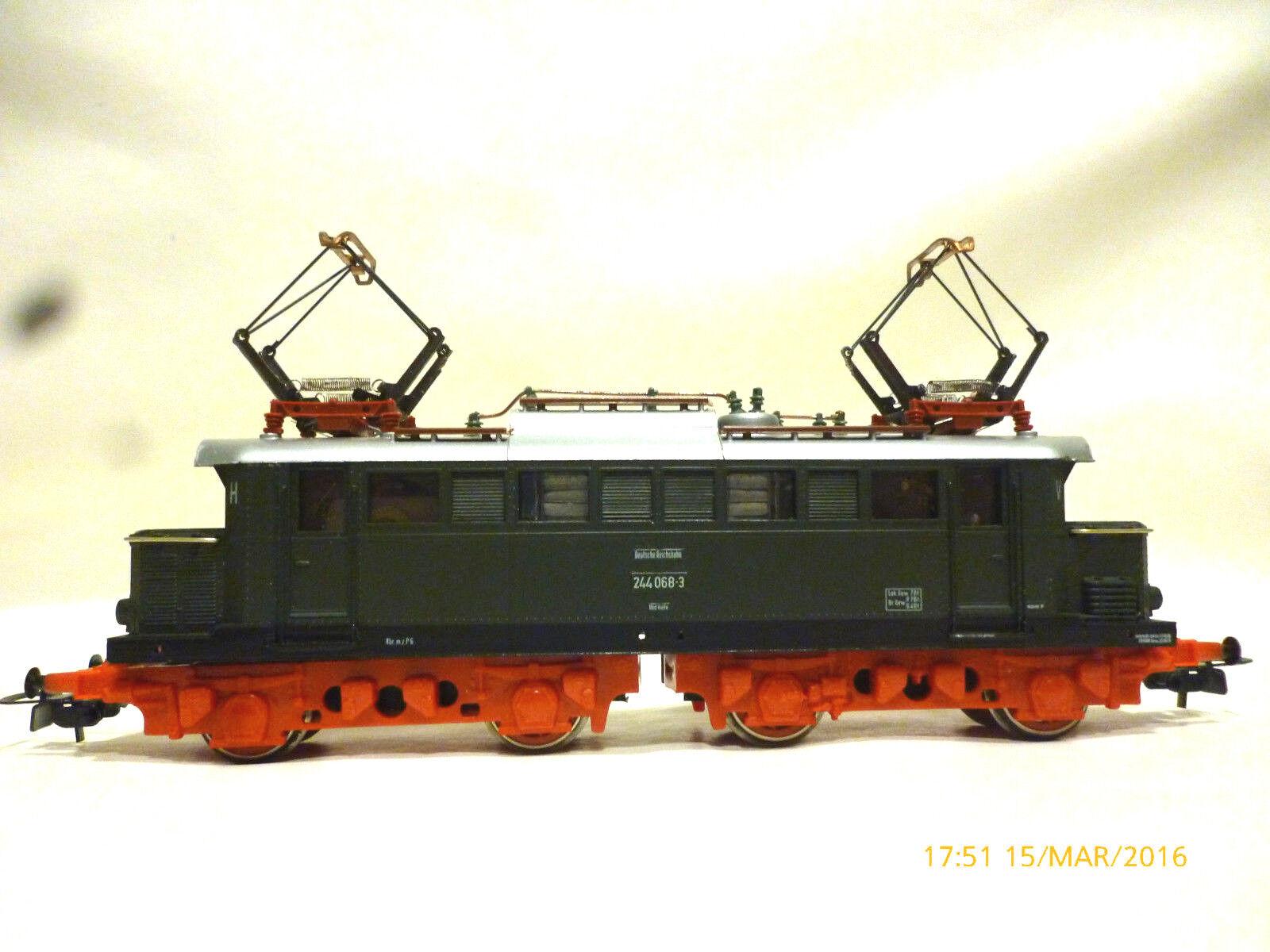 Locomotore elettrico scala ho modello 5 6211