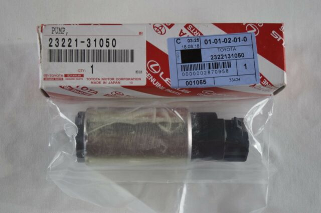 2322131050 Genuine Toyota PUMP FUEL 23221-31050