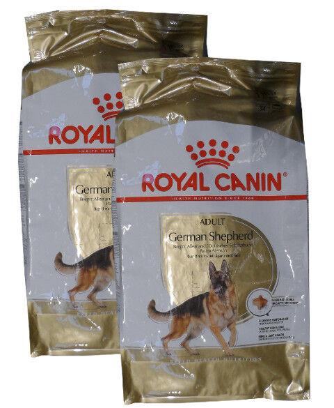 2x11kg Royal Canin German ADULT Shepherd Deutscher Schäferhund
