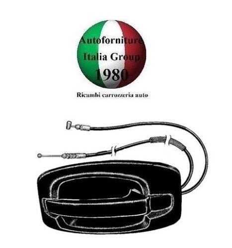 MANIGLIA PORTA LATERALE SCORR DX EST NERA FIAT DUCATO 06/> 2006/>