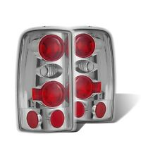 Cg Chevy Suburban/tahoe 00-06 Tail Light Chrome on sale