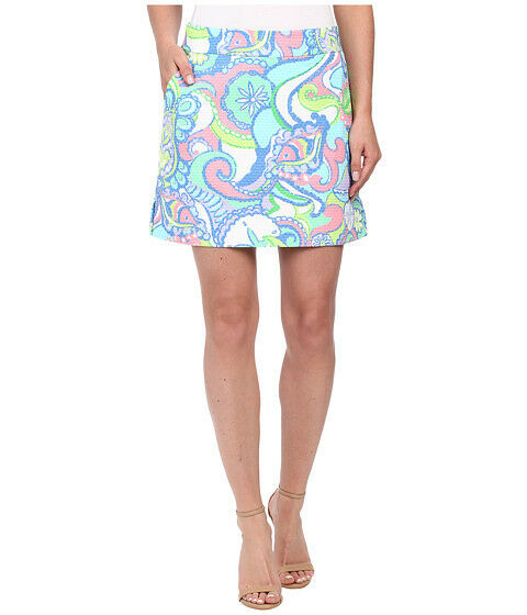 Lilly Pulitzer NEW NWT Conch Republic Marigold Skort Skirt Shorts
