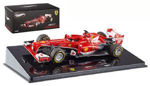 Mattel Elite Bck13 Ferrari F138 Gp Chinois 2013 - Échelle de Fernando Alonso au 1/43