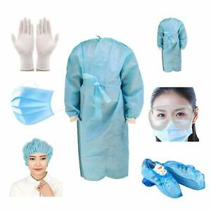 ORILEY Disposable PPE Kit with Coverall Gown