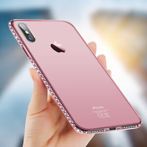 For-iPhone-X-8-7-6s-Plus-Luxury-Diamond-Ultra-thin-Soft-Silicone-TPU-Case-Cover
