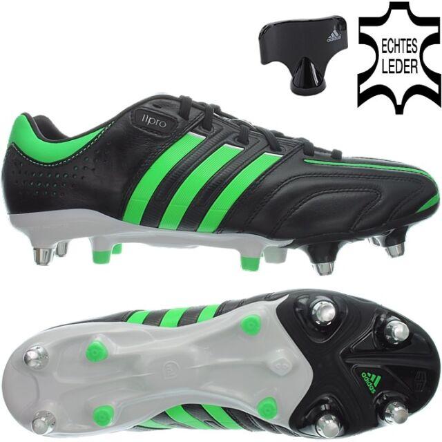 purchase cheap fe0e1 a4181 adidas Adipure Mens Football BOOTS 11 Pro XTRX SG Size UK 6.