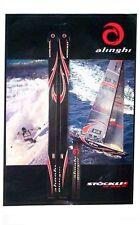 Stockli Alinghi Ski Poster NEW !!