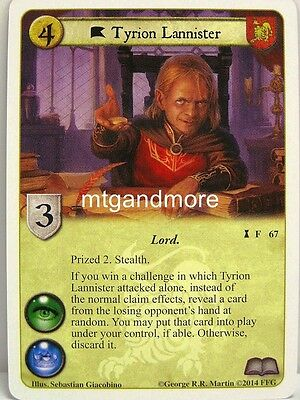 A Game of Thrones LCG - 1x Tyrion Lannister  #067 - Ancestral Home