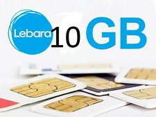 >> lebara 10 gb de internet navegar en d1 red ciento >>