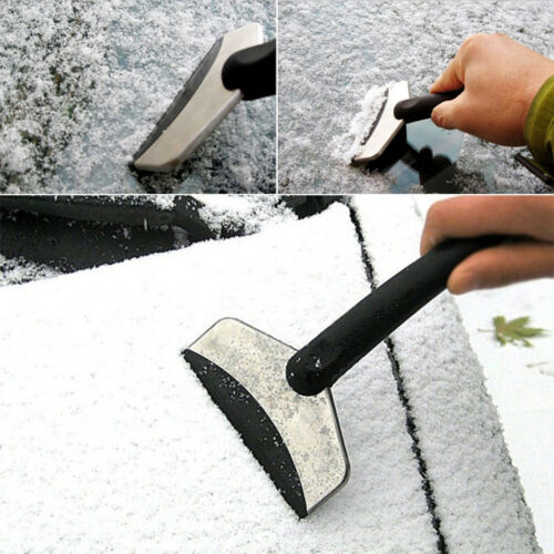 1pc Vehicle Car SUV Snow Ice Shovel Scraper Brush Removal Clean For BMW BENZ VW