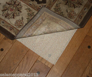 Nonslip Underlay Nonskid Heavy Duty Carpet Runner Area Rug