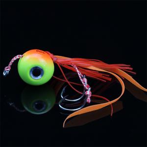 6pcs Jigging Lead Fish 7-50G Metal Fishing Lure 6 Colors Jig Hard Baits Jig Hook