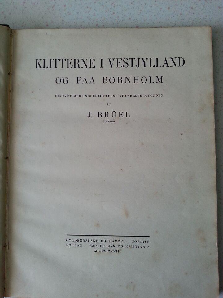 Klitterne i Vestjylland, anden bog
