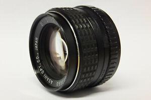 SMC-Pentax-1-4-50-mm-Objektiv-mit-PK-Bajonett