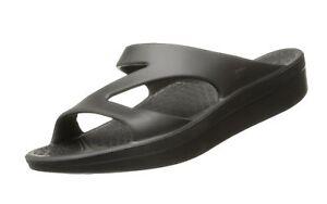 9a45a6673d7 Telic Women s Z-Strap Jelly Sandal Black 8 B(M) US S 849210003599