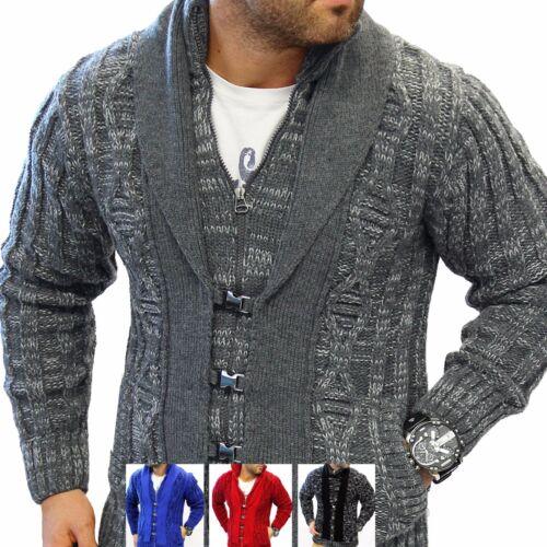 Chaud 3 Épaisse Veste Jeel Stickpullover Pull Maille Pullover L8 Homme Tricotée ZnYqnSIv