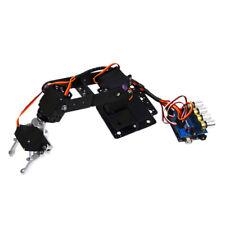 4 Axis Servo Control Robot Arm Diy Robotic Arm Kit For Diy Robotics