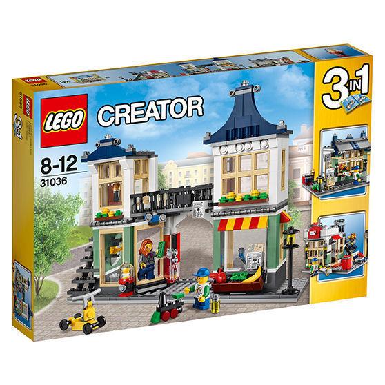 LEGO®Creator 31036 - Spielzeug- & Lebensmittelgeschäftneu & ungeöffnet