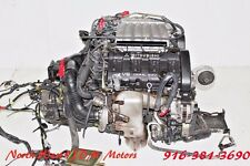 94-97 JDM MITSUBISHI 3000GT STEALTH 6G72TT TWINT TURBO ENGINE 6 SPEED TRANS ECU