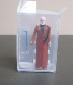 Ben Obi-wan Kenobi Lettre Hilt 1977 Nouvelle Affaire Star Wars Afa 80 Nm Hk Jj